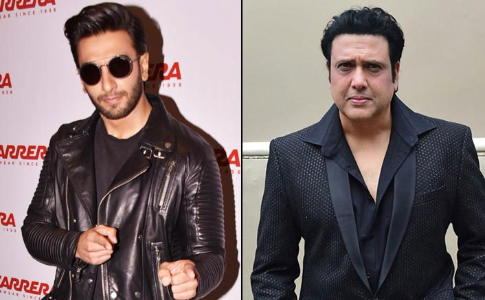 Govinda Feels Ranveer Singh Is The 'Superstar Of India' & There Are No Enough Words To Praise Him