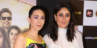 Kareena looking for right script to work with sister Karisma