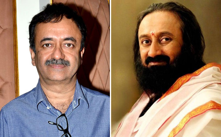 Gurudev Sri Sri Ravi Shankar launches initiative #iStandWithHumanity to support daily wage earners; Rajkumar Hirani urges Bollywood to extend help