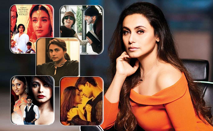 Happy Birthday Rani Mukerji! 5 Times The Mardaani Actress Floored Us With Her Acting Chops