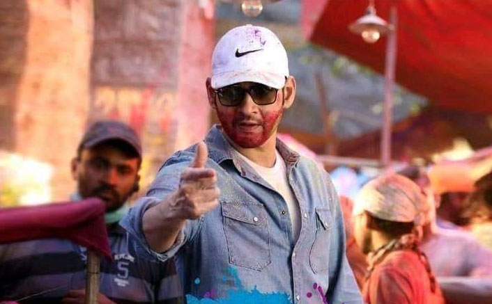 Happy Holi 2020: Mahesh Babu Sends Out Colourful Wishes To His Fans With THIS Important Message
