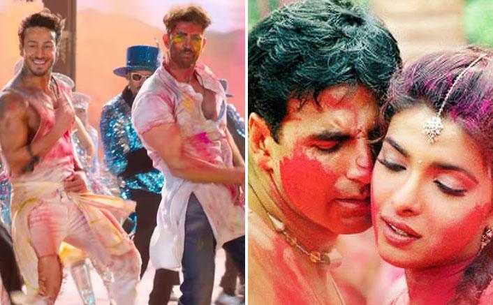 Happy Holi: From Hrithik Roshan & Tiger Shroff's Jai Jai Shivshankar To Akshay Kumar & Priyanka Chopra's Do Me A Favour Lets Play Holi, Here Are The Five Best Bollywood Holi Tracks For You