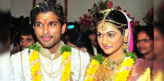 Happy Wedding Anniversary: Allu Arjun Shares An Adorable Throwback Picture With Wife Sneha From Their Marriage; Fans Pour In Their Love