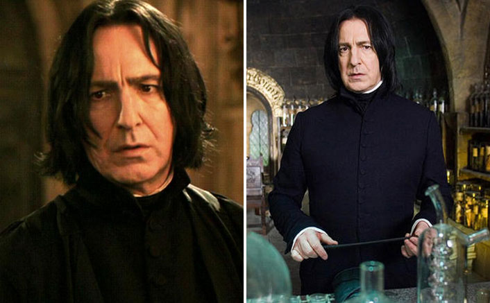 Harry Potter: Did You Know Alan Rickman Wasn't The First Choice To Play Professor Severus Snape?
