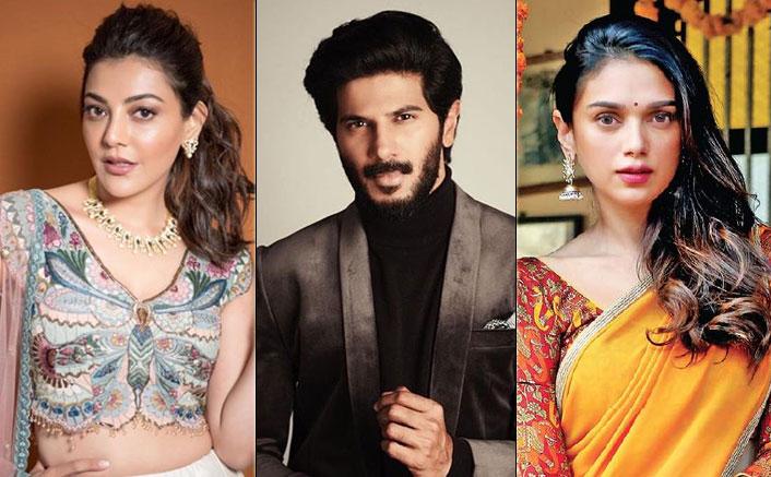 Hey Sinamika: Dulquer Salmaan, Kajal Aggarwal & Aditi Rao Hydari's Romantic Drama Goes On Floors In Chennai; Pics Inside