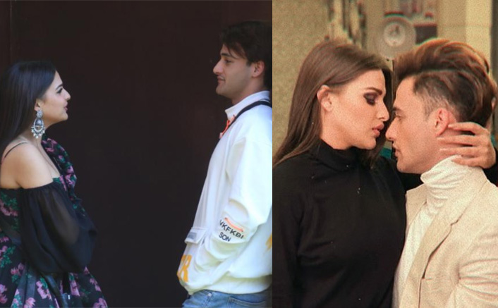 Himanshi Khurana Give A Sensuous Twist To Their Romance & We're Feeling The Heat!