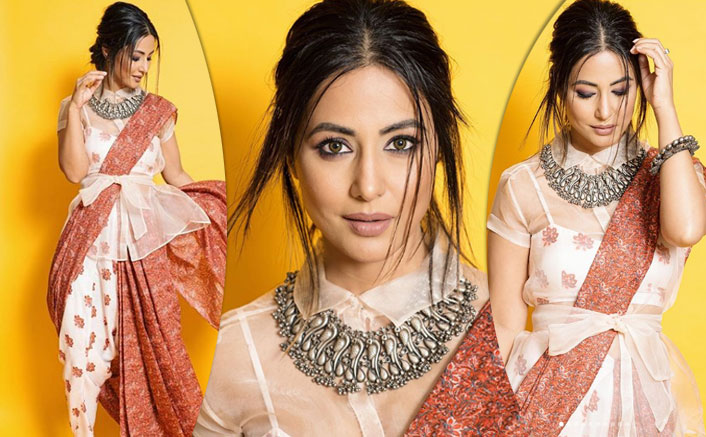 Hina Khan's Atrangi Yet Jaw-Dropping Look Is The Attire You Need To Rock This Holi!