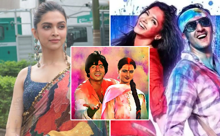 Holi 2020: Deepika Padukone Feels Balam Pichkari Is Rang Barse Of This Generation
