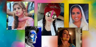 Holi 2020 in the Celebrity style with some interesting stories