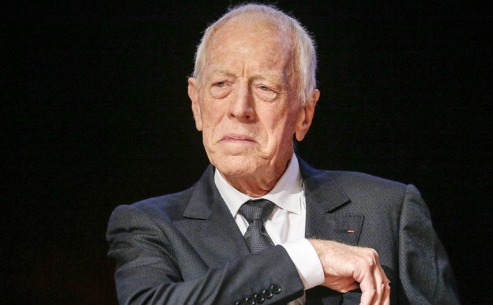 'Shutter Island' Actor Max Von Sydow Passes Away At The Age Of 90