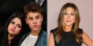 How FRIENDS' Jennifer Aniston Rescued Selena Gomez From Justin Bieber's Depressing Love