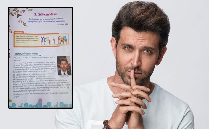 Hrithik Roshan Now Has His Story In A Class 6 Textbook