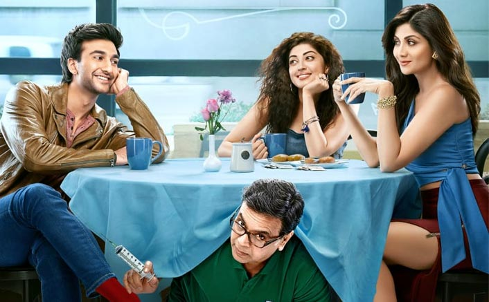 Hungama 2 Poster: Paresh Rawal, Shilpa Shetty, Pranita Subash & Meezaan Jaffery All Set To Tickle Your Funny Bone With Priyadarshan's Comic Caper