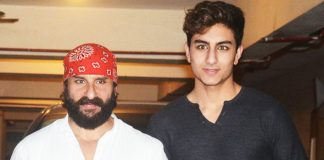 "Ibrahim Calls Dad Saif Ali Khan Old Man, Saif Replies, ""I'm Not Going To Be Looking Like An Old Man For A While"""