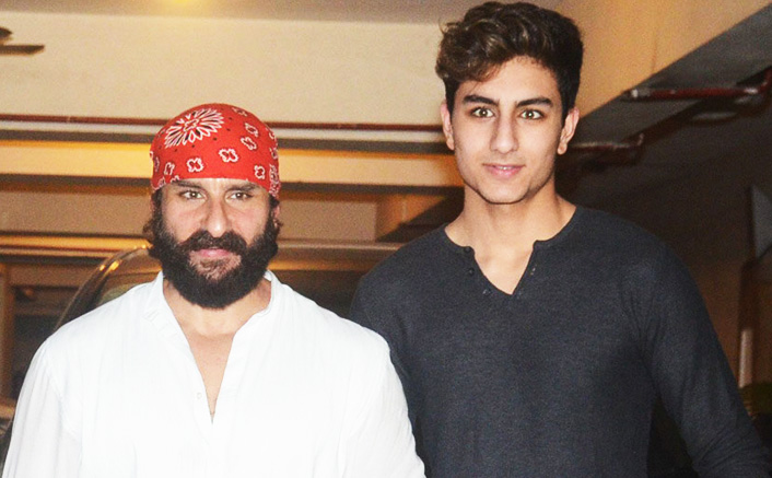 Ibrahim Calls Dad Saif Ali Khan An Old Man; Actor's Reply Is Nothing But SAVAGE
