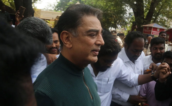 'Indian 2' accident: Kamal Haasan summoned by police (Lead)