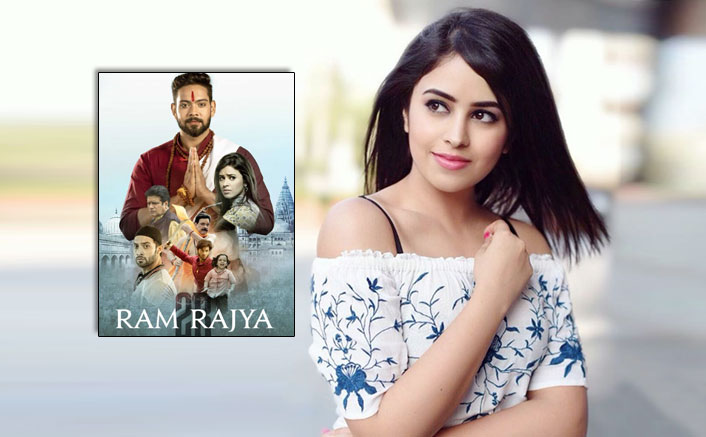 Instagram star Shobhita Rana to debut in B'wood with 'Ram Rajya'