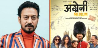 Irrfan Khan To Take A Breather After Angrezi Medium