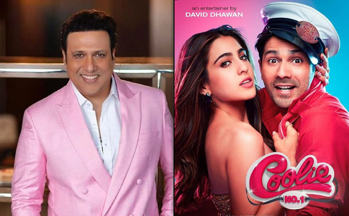 Is Govinda A Part Of Varun Dhawan & Sara Ali Khan Starrer Coolie No. 1?