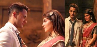 Jacqueline Fernandez & Asim Riaz Look Stunning Together In The Stills From Their Song 'Mere Angne Mein 2.0'