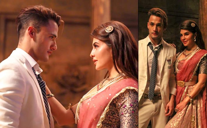 Jacqueline Fernandez & Asim Riaz Look Stunning Together In The Stills From Their Upcoming Song 'Mere Angne Mein 2.0'