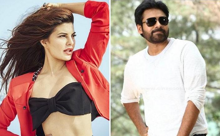 Jacqueline Fernandez & Pawan Kalyan To Star In A Film Directed By Manikarnika Director Krish? Deets Inside