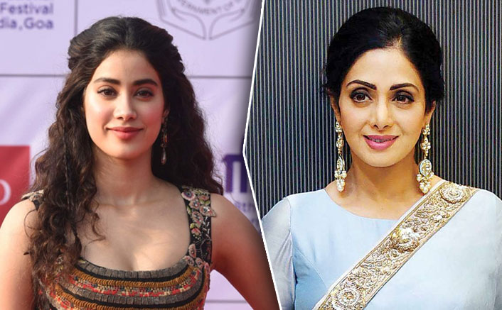 Janhvi Kapoor Opens Up On The Comparison To Mother Sridevi & She Has THIS To Say About It