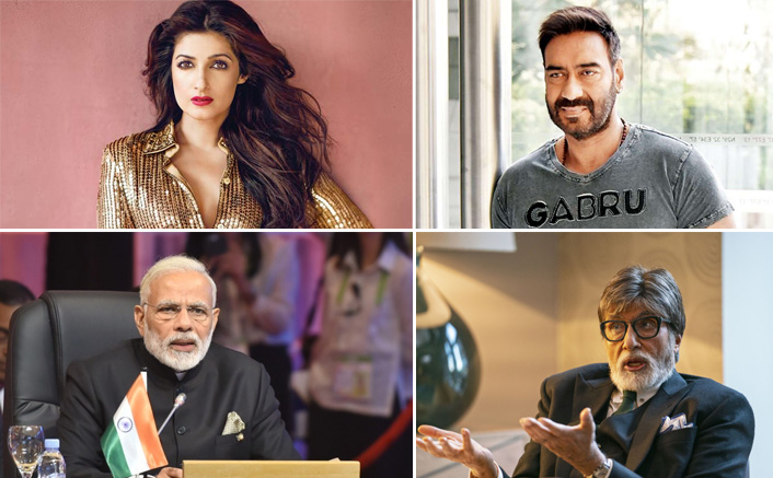 Janta Curfew: Amitabh Bachchan, Ajay Devgn, Twinkle Khanna, Bollywood Welcomes PM Modi's Move Regardless Of Political Stand