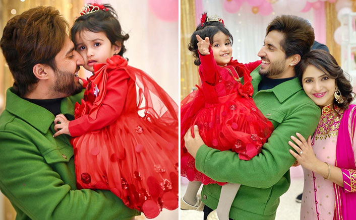"""Jassie Gill Writes A Heart-Warming Message For His 2-Year Old Daughter: """"You Are & Always Will Be My Princess As Long As I Live"""""""