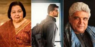 Javed Akhtar and Pamela Chopra Have great things to say for Himesh's Namastey Rome