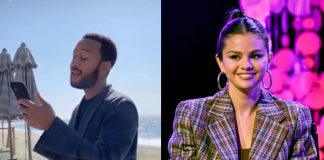 John Legend's Version Of Selena Gomez's 'Hands To Myself' To Daughter Soft Toy's Wedding Is Winning The Internet