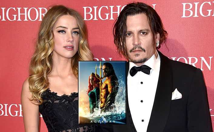 JUST IN! Amber Heard OUT Of Jason Momoa's Aquaman 2 Post Johnny Depp Controversy?