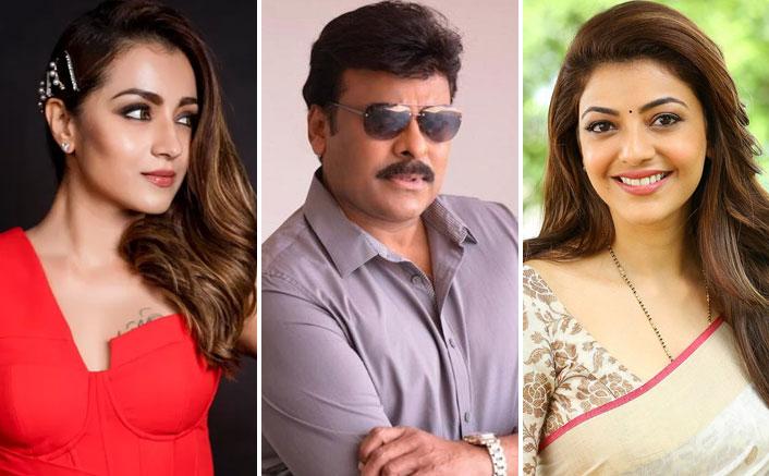 Kajal Aggarwal To Replace Trisha Krishnan In Chiranjeevi's 'Acharya'?