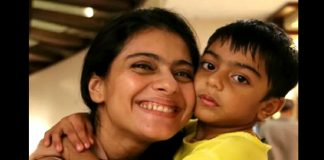 Kajol Along With Son Yug Sends Out The Message Of Self Isolation Beautifully On Instagram, The Video Is Too Cute To Miss