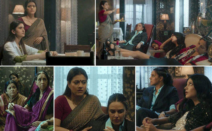 Kajol, Neha Dhupia's Short Film 'Devi' Accused Of Plagiarism By A Film Student, Calls It A Ruthless Act