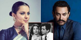 Kangana Ranaut Plans To Do A Film With Aamir Khan On The Real-Life Love Story Of Dilip Kumar & Madhubala