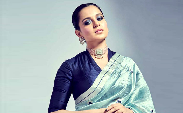"""Kangana Ranaut Slams Bollywood For Sharing About Black Lives Matter: """"It Is A Shame They Continue..."""""""