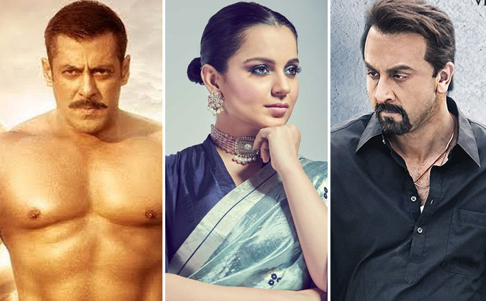 "Kangana Ranaut Was The FIRST Choice For Salman Khan's Sultan & Sanju, Says ""Ranbir Kapoor Came To My House…"""