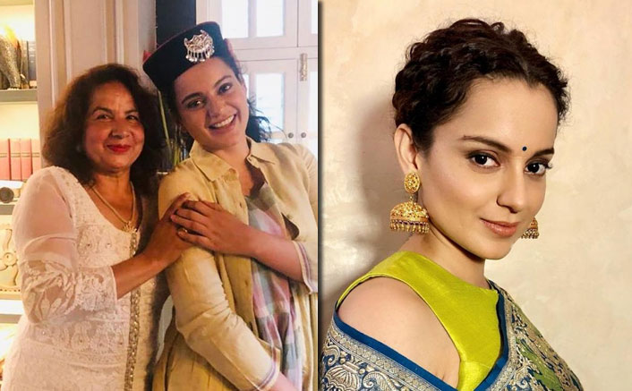 Kangana Ranaut's Aunt Calls Her A 'Gift To The World' In Her Birthday Letter & It's Winning Hearts All Over