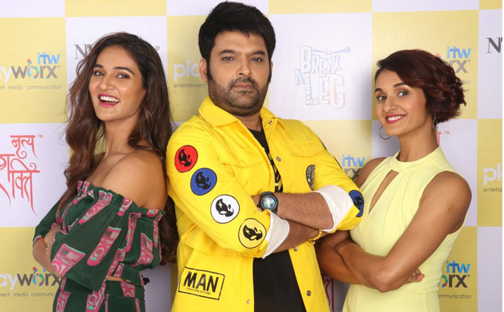 Kapil Sharma's Moves With Shakti Mohan Is BREAKING The Internet With 2.5 Million+ Views
