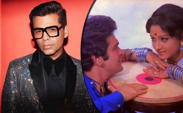 Karan Johar used to copy Jaya Prada's 'Dafli wale' dance steps