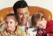 Karan Johar's Latest Video Of His Twins Yash & Roohi Trying Painting Will Bring A Big Smile On Your Face