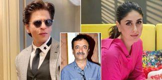 Kareena Kapoor DENIES Doing A Film With Shah Rukh Khan & Rajkumar Hirani