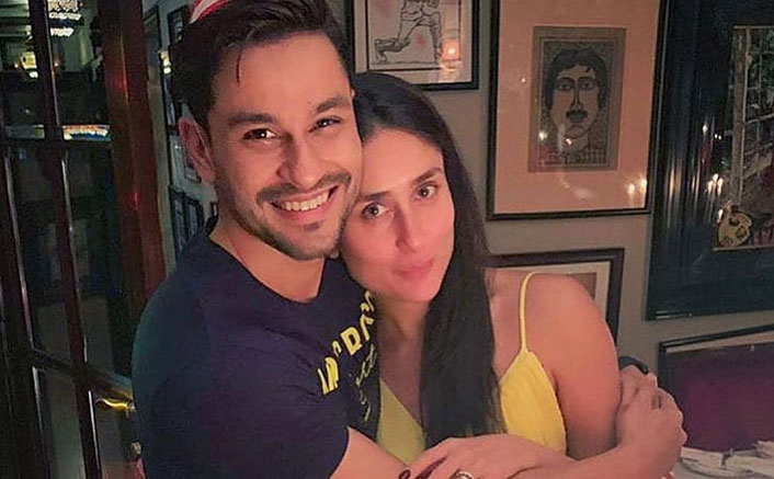 Kareena Kapoor Khan & Kunal Kemmu's Latest Pic Is All Things Adorable But There's More To It