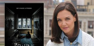 Katie Holmes freaked out by 'Brahms: The Boy II' doll