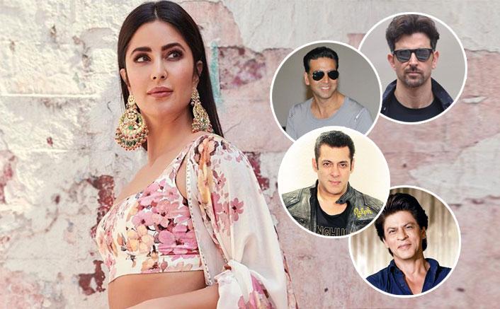 "Katrina Kaif On Ego Clashes With Salman Khan, Hrithik Roshan, Akshay Kumar & B'Town Friends: ""What Purpose Does It Serve?"""