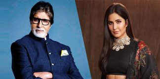 Katrina Kaif-Amitabh Bachchan To Play Father- Daughter In Vikas Bahl Next?