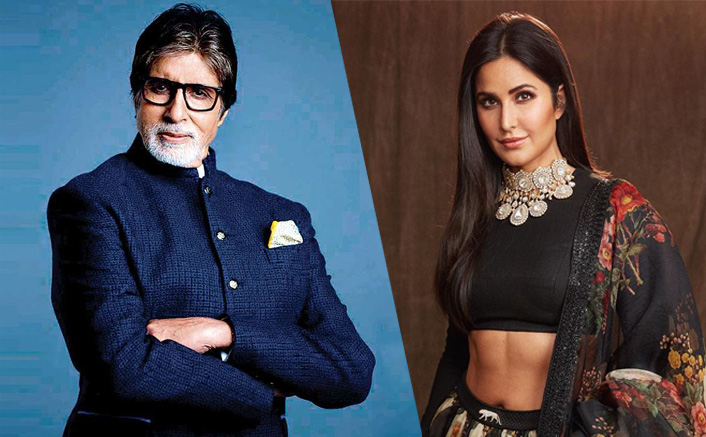 Katrina Kaif & Amitabh Bachchan Roped In For Vikas Bahl's Next? Deets OUT!