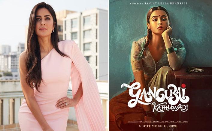 Katrina Kaif To Join Alia Bhatt In Gangubai Kathiawadi For A Special Dance Number?