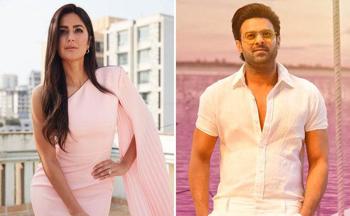 Katrina Kaif To Star In A Multi-Lingual Project Opposite Baahubali Star Prabhas?